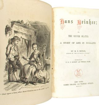 Hans Brinker; or, The Silver Skates: A Story of Life in Holland
