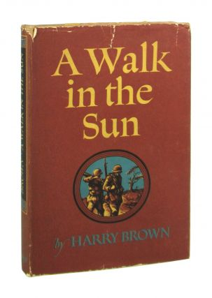 A Walk in the Sun. Harry Brown