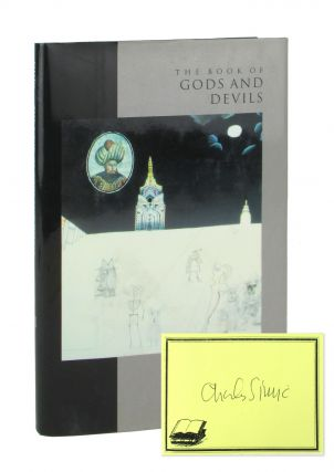 The Book of Gods and Devils [Signed Bookplate Laid in]. Charles Simic