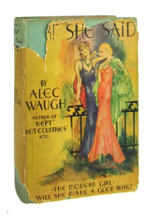 """Sir!"" She Said. Alex Waugh"