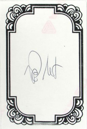 The Dastard [Signed Bookplate Laid in]