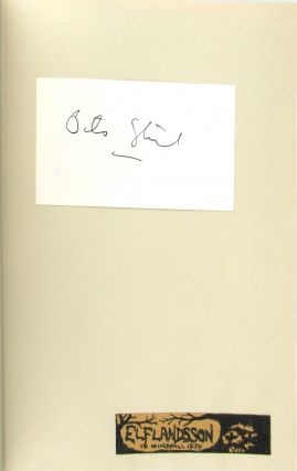 If You Could See Me Now [Signed Bookplate]