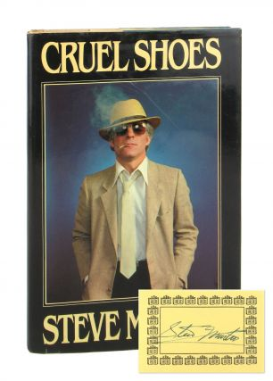 Cruel Shoes [Signed Bookplate Laid in]. Steve Martin