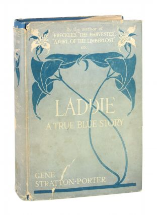 Laddie: A True Blue Story. Gene Stratton-Porter, Herman Pfeifer