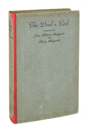 The Devil's Pool [Limited Edition]. George Sand, Jane Minot Sedgwick, Ellery Sedgwick, E. Abot,...