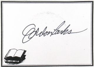 Arias in Silence [Signed Bookplate Laid in]
