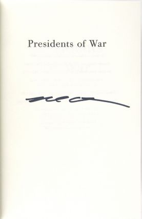 Presidents of War [Signed]