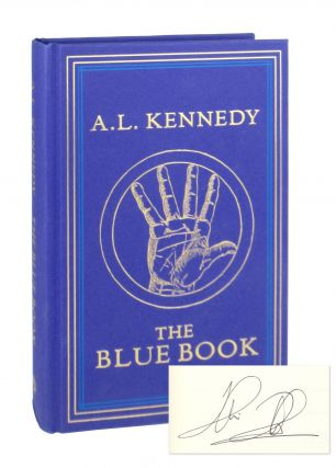 The Blue Book [Signed]. A L. Kennedy