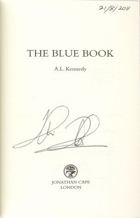 The Blue Book [Signed]