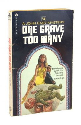 One Grave Too Many [John Easy Mystery #4] [Signed]