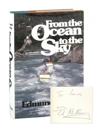 From the Ocean to the Sky [Signed]. Edmund Hillary