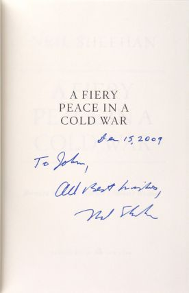 A Fiery Peace in a Cold War: Bernard Schriever and the Ultimate Weapon [Signed]