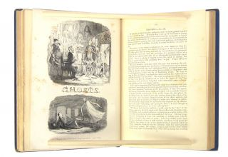 George Cruikshank's Omnibus: Illustrated with One Hundred Engravings on Steel and Wood