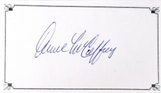 The Masterharper of Pern [Signed Bookplate Laid in]