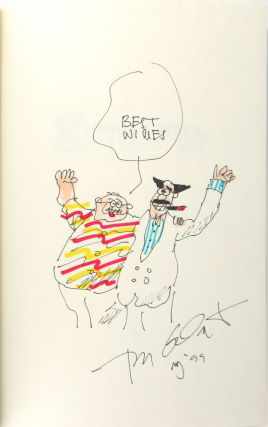 Groucho Marx, Private Eye [Signed]