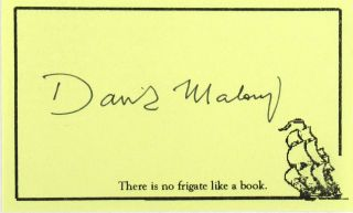 An Imaginary Life [Signed Bookplate Laid in]