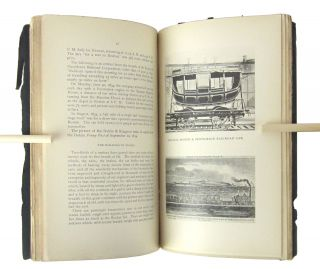 From the Stage Coach to the Railroad Train and the Street Car: An Outline Review with Special Reference to Public Conveyances In and Around Boston in the Nineteenth Century