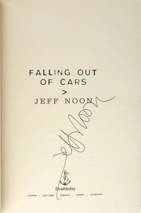 Falling Out of Cars [Signed]