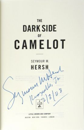 The Dark Side of Camelot [Signed]