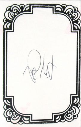 The Caterpillar's Question [Signed Bookplates by Both Laid in]
