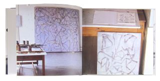 Brice Marden Paintings Drawings Etchings [Signed with Relayed Double Association]