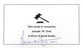 A Soldier Erect; or, Further Adventures of the Hand-Reared Boy [Signed Bookplate Laid in]