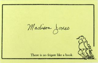 The Innocent [Signed Bookplate Laid in]